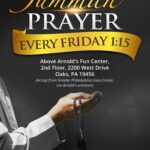 jummah prayer - website